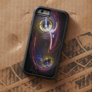 Abstract space tough xtreme iPhone 6 case