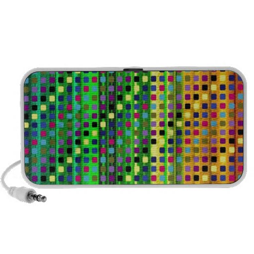 ABSTRACT TRAVEL SPEAKERS