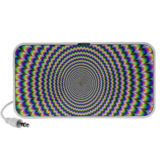 Abstract Mp3 Speaker