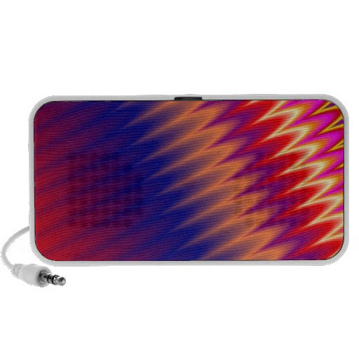 Abstract iPhone Speaker
