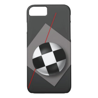 Abstract Spheres Modern Design IPhone Case
