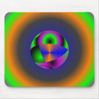 Abstract Spheres Mousepads