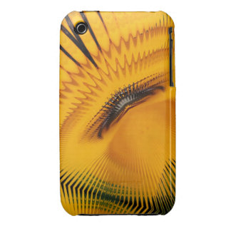 Abstract Spider ~ iPhone 3 CaseMate Barely There iPhone 3 Case