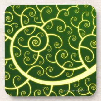 Abstract Spiral Coaster