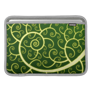 Abstract Spiral Sleeve For MacBook Air