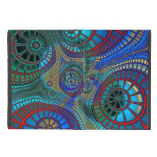 Abstract Spirals iPad Mini Cases