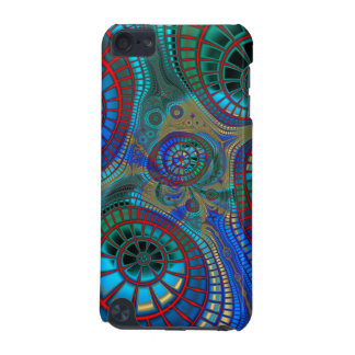 Abstract Spirals iPod Touch 5G Case