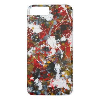 Abstract Splashes. iPhone 7 Plus Case