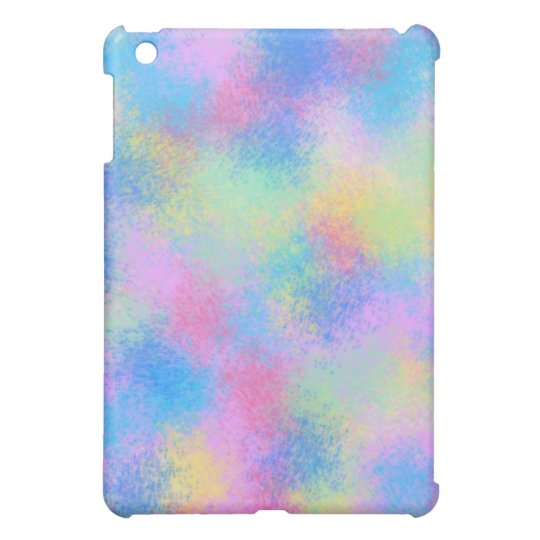 Abstract Splatter iPad Mini Case