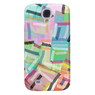 Abstract Square Samsung Galaxy S4 Galaxy S4 Case