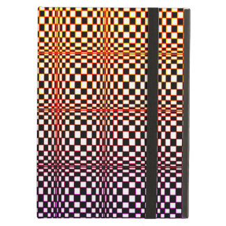 Abstract Squares 10 iPad Air Cover