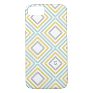 Abstract Squares iPhone 7 case