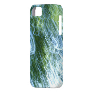 abstract squiggle light iPhone 5/5S covers