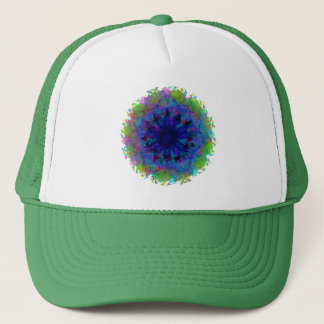 Abstract Star Hat