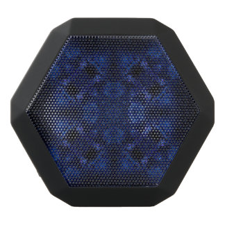 Abstract Starry Sky Black Bluetooth Speaker