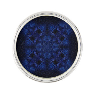 Abstract Starry Sky Lapel Pin