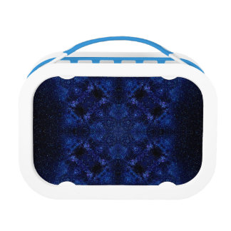 Abstract Starry Sky Lunch Box