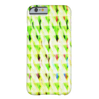 Abstract strange pattern barely there iPhone 6 case