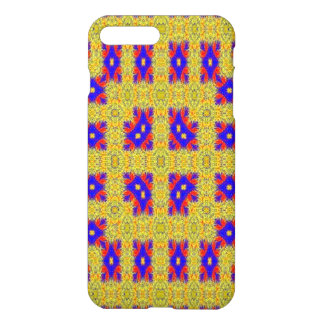 Abstract strange pattern iPhone 7 plus case