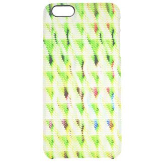 Abstract strange pattern iPhone 6 plus case