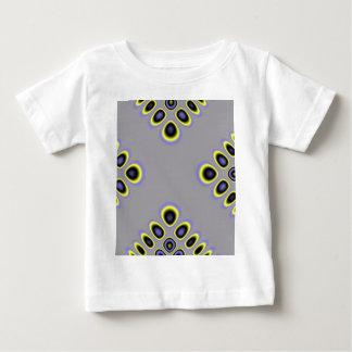 Abstract Strange Print Pattern Graphic Design Baby T-Shirt