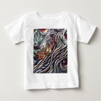 Abstract street art tee shirts