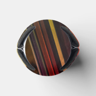 abstract stripes can cooler