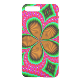 Abstract stylish colorful pattern iPhone 8 plus/7 plus case