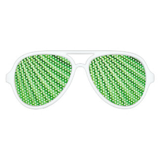 Abstract Summer Palm Tree Sunglasses Party Shades