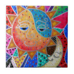Abstract Sun & Moon by Prisarts