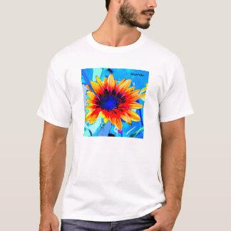 Abstract Sunflower T-Shirt