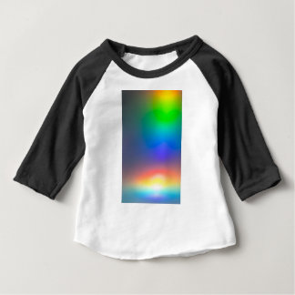 Abstract sunset baby T-Shirt