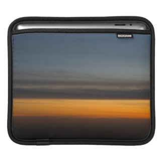 Abstract Sunset in the Sky iPad Sleeve