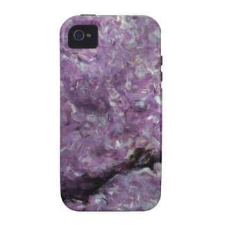 Abstract Surface TPD Vibe iPhone 4 Cases