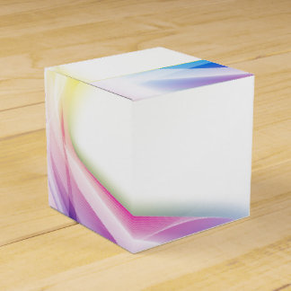 Abstract Swirl 1 Favour Box