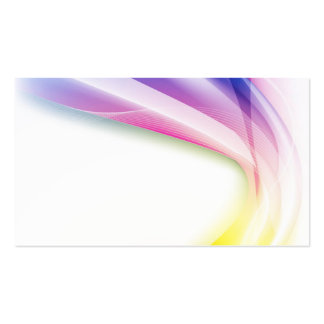 Abstract Swirl 1 Pack Of Standard Business Cards