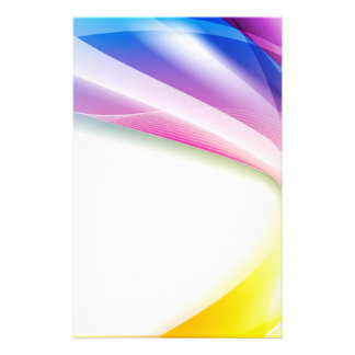 Abstract Swirl 1 Stationery