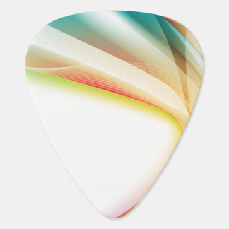 Abstract Swirl 2 Guitar Pick