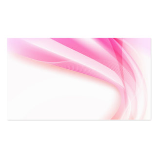 Abstract Swirl 4 Pack Of Standard Business Cards