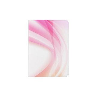 Abstract Swirl 4 Passport Holder