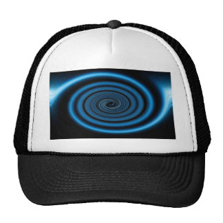 Abstract swirl. cap