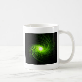 Abstract swirl. coffee mug