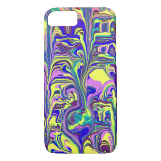 Abstract Swirl iPhone 7 Case