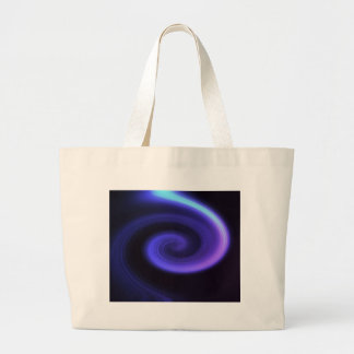 Abstract swirl. large tote bag