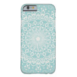 Abstract swirl pattern iPhone 6 case