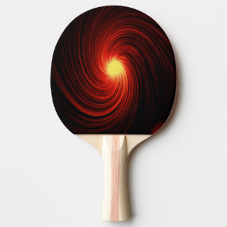 Abstract swirl. ping pong paddle