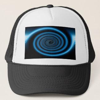 Abstract swirl. trucker hat