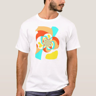 Abstract t shirt customizable