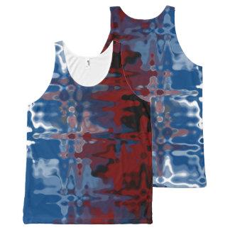 Abstract Tank Top Shirt Abstract Love Shirts