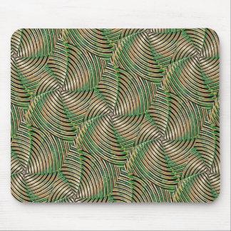 Abstract Tech Pattern Mousepads
